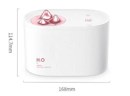 Xiaomi Jisulife Wireless Humidifier (Pink)