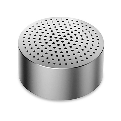 Xiaomi Mi Cannon Little Audio/Portable Round Box (Silver)