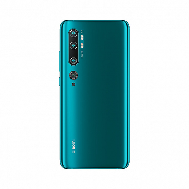 Смартфон Xiaomi Mi Note 10 128GB/6GB (Green/Зеленый)